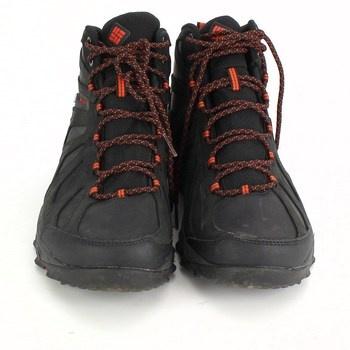 Pánská zimní obuv Columbia černá