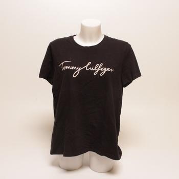 Dámské tričko Tommy Hilfiger s nápisem