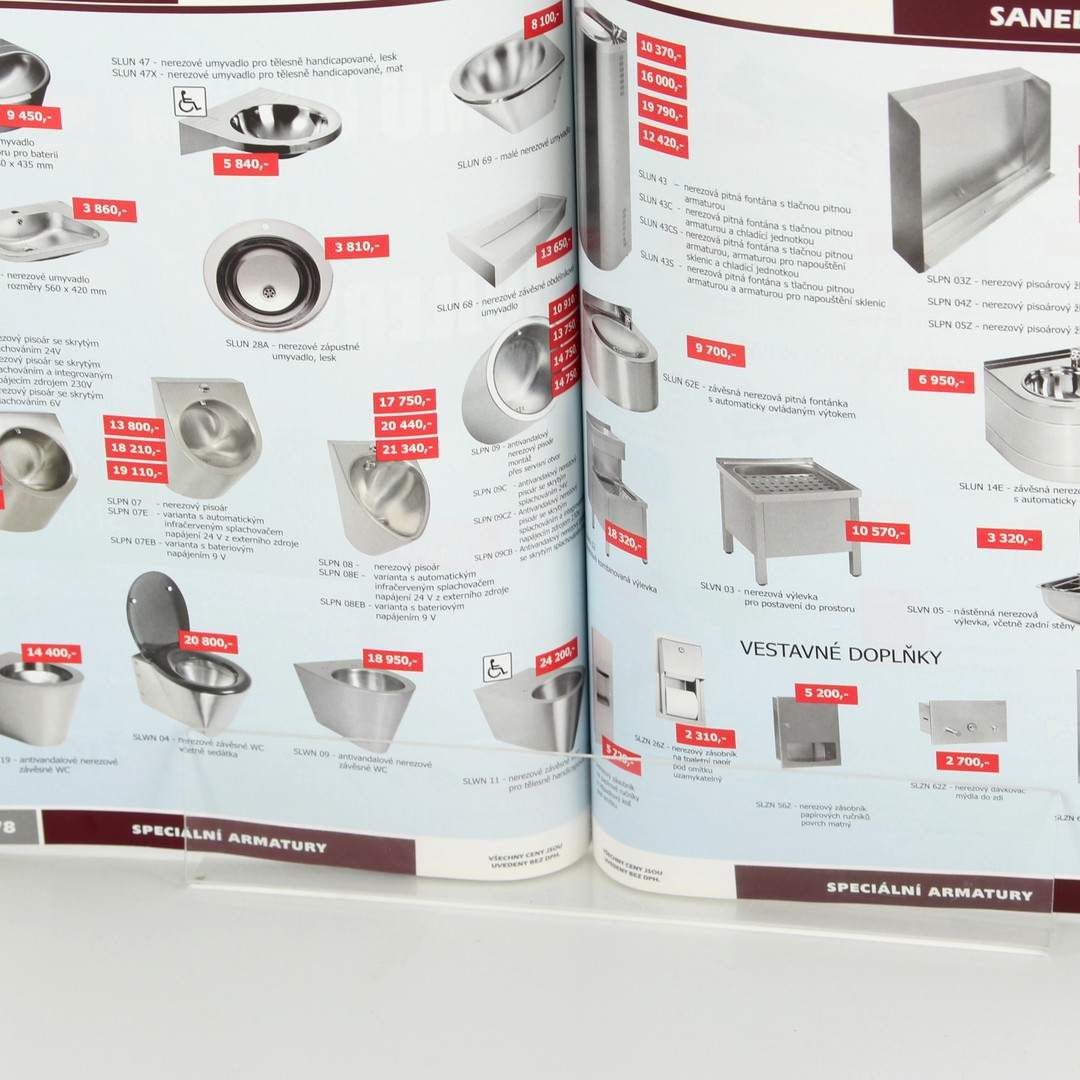 Katalog Koupelny a topení  není