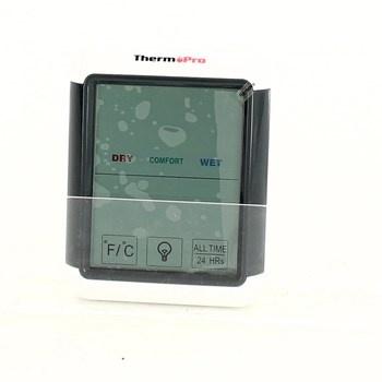 Měřič teploty a vlhkosti ThermoPro TP-55