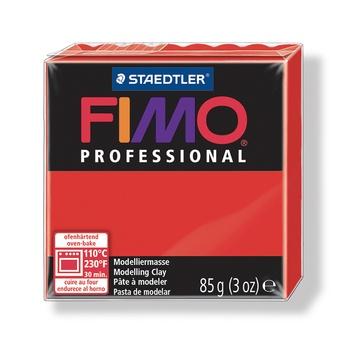Modelovací hmota FIMO professional červená