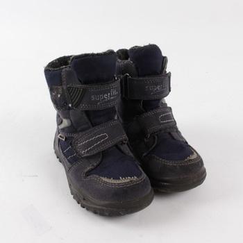 Dětské zimní boty Superfit Weite M4 62ee7b7bcb