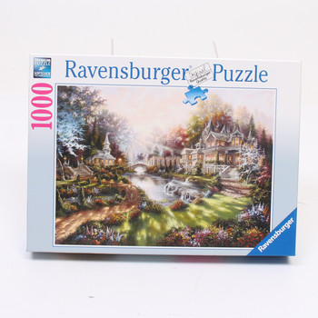 Puzzle 1000 Ravensburger 159444 Morning Light