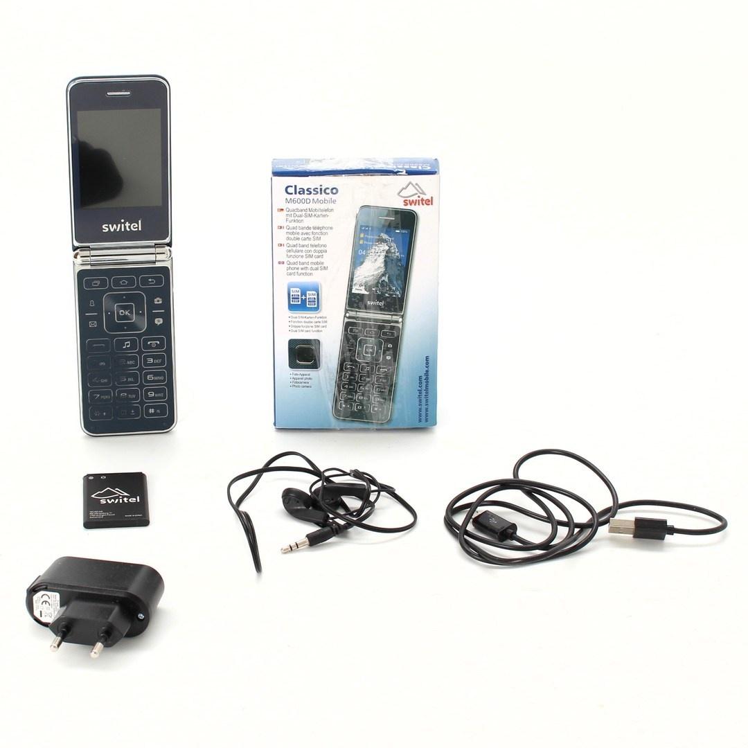 Mobilní telefon Switel Classico M600D