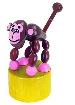 Dětská hračka Detoa Mačkací Opička