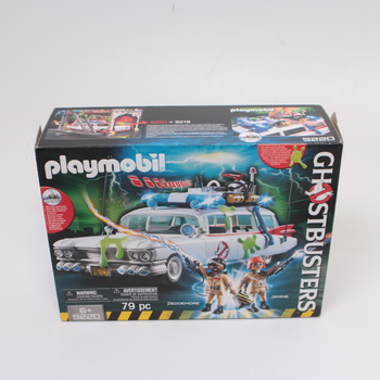 Lego Playmobil ghostbusters 9220