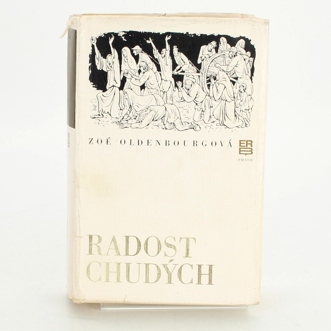 Kniha Radost chudých