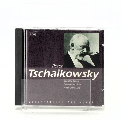 CD Peter Tschaikowsky: Capriccio Italien, ..