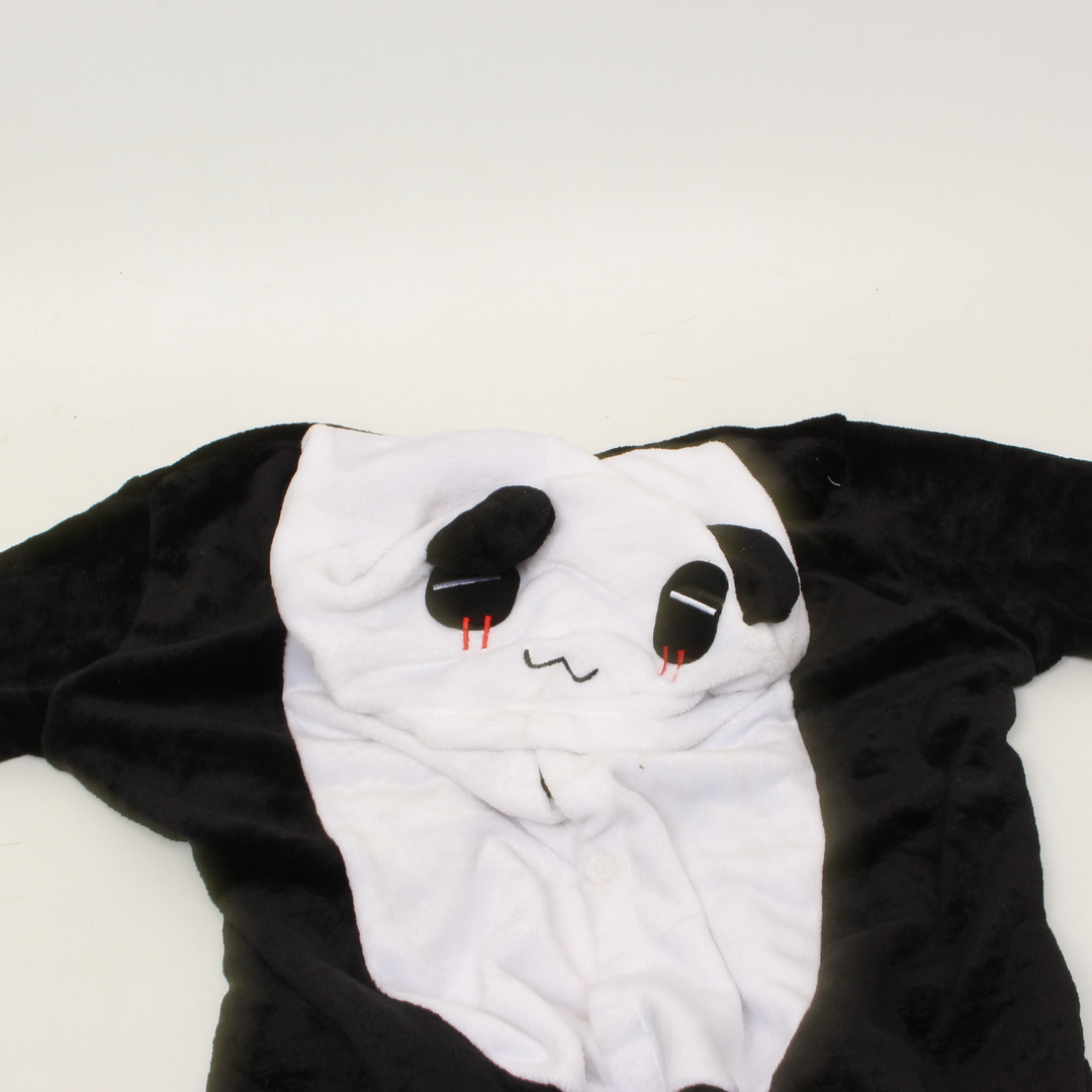 Karnevalový kostým černobílý Panda
