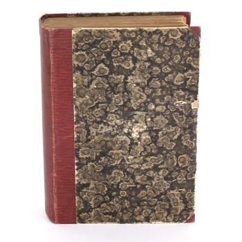 Kniha Pán a paní Molochovi Marcel Prévost