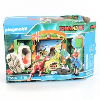 Stavebnice Playmobil 70507 Výzkum dinosaurů