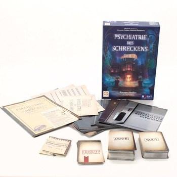 Úniková hra Huch! Psychiatry of Horror Box 2
