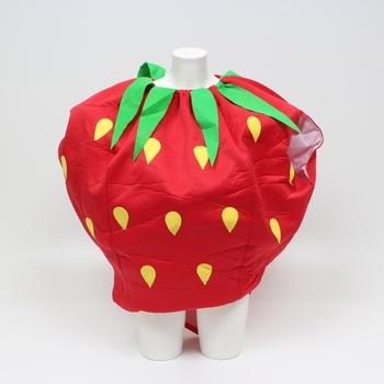 Karnevalový kostým Smyffis jahoda