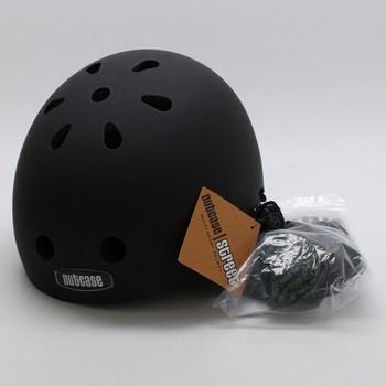 Cyklistická helma Nutcase Street černá