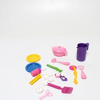 Dětská kuchyňka Barbie set