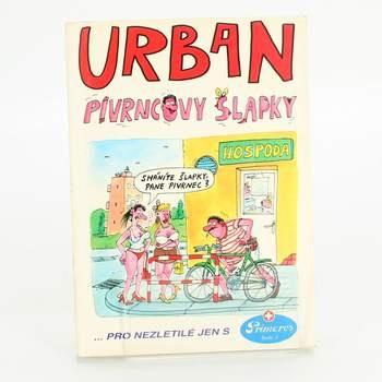 Kniha Petr Urban: Pivrncovy šlapky