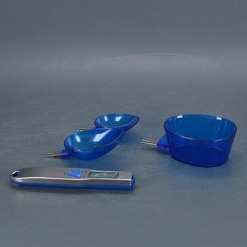 Lžičková váha HBselect modrá