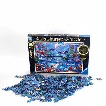 Puzzle 500 Ravensburger 15047 svítící