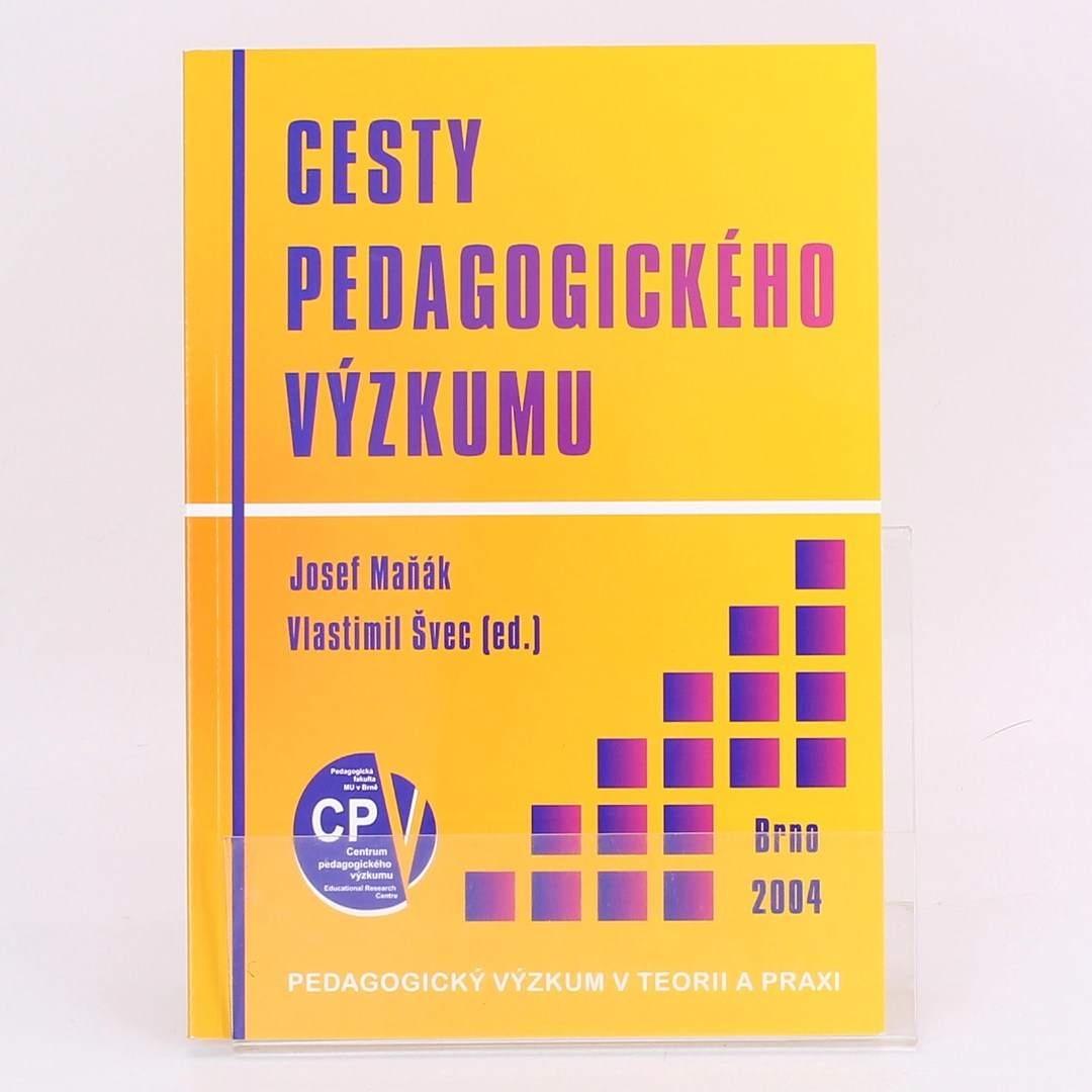 Kniha Cesty pedagogického výzkumu