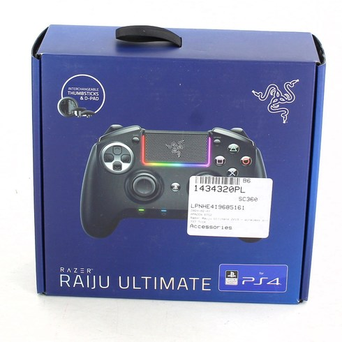 Joystick Razer Raiju Ultimate