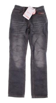 Pánské džíny A-PRO černé barvy