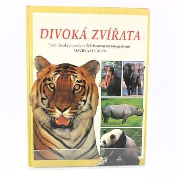 Kniha Divoká zvířata David Alderton
