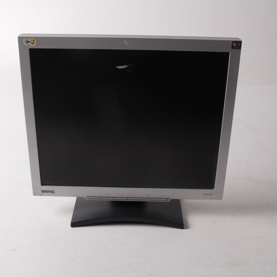 LCD monitor Benq FP71G+