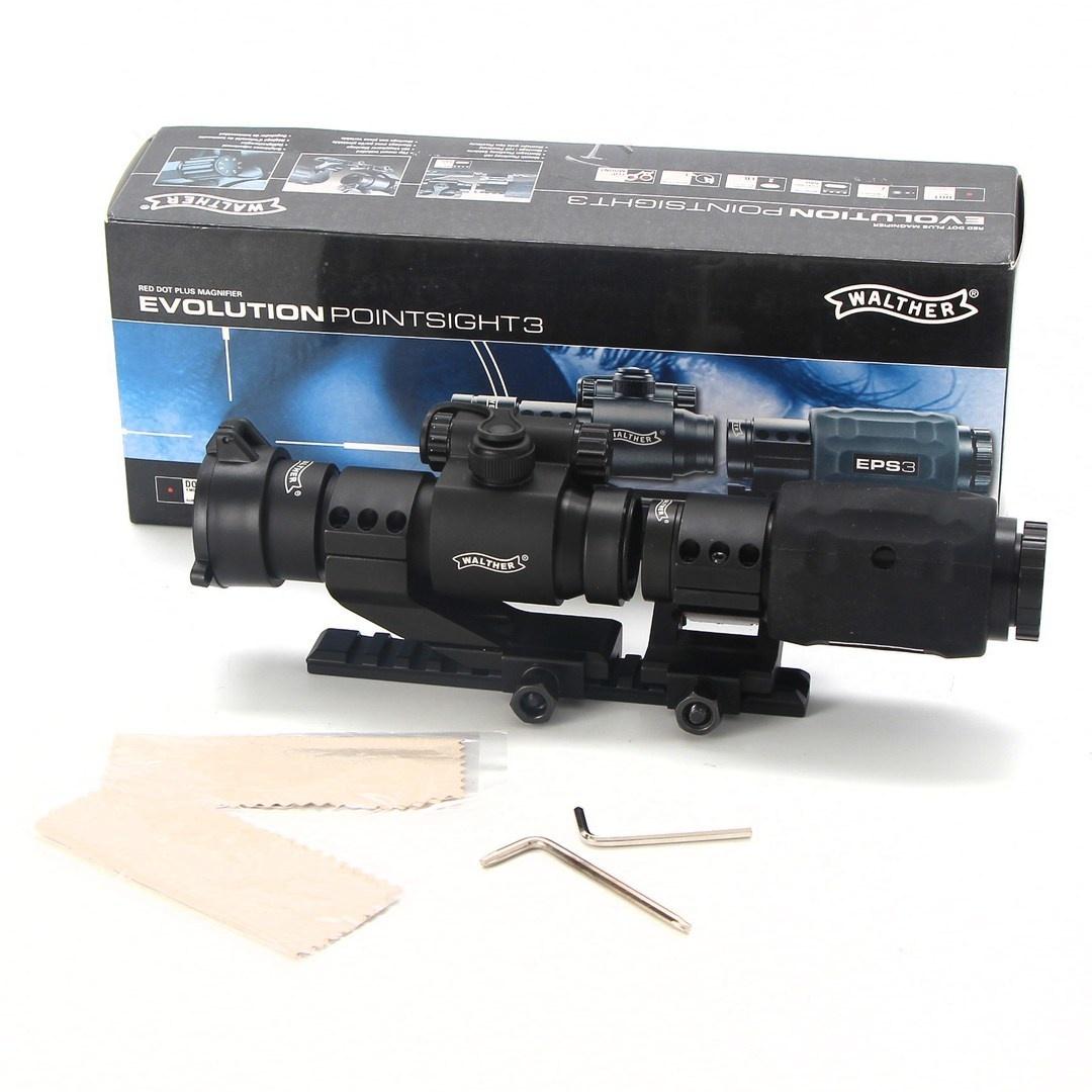 Dalekohled Walther design Pointsights EPS3