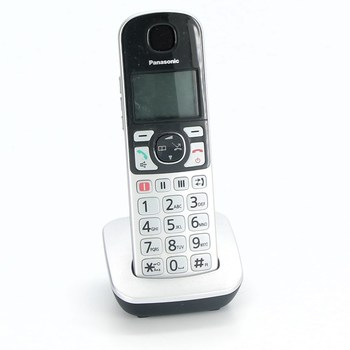 Bezdrátový telefon Panasonic KX -TGQ500GS