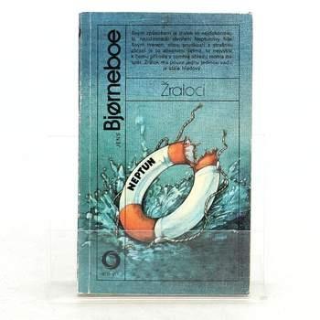 Kniha Jens Bjorneboe - Žraloci