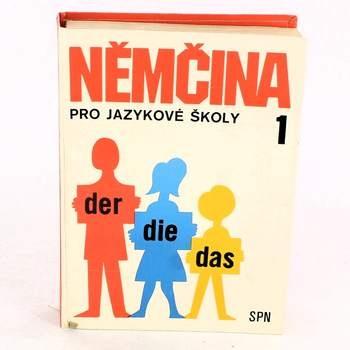 Kniha Němčina pro jazykové školy 1