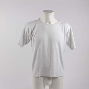 859ed4d7345 Pánské tričko zdravotnické bílé