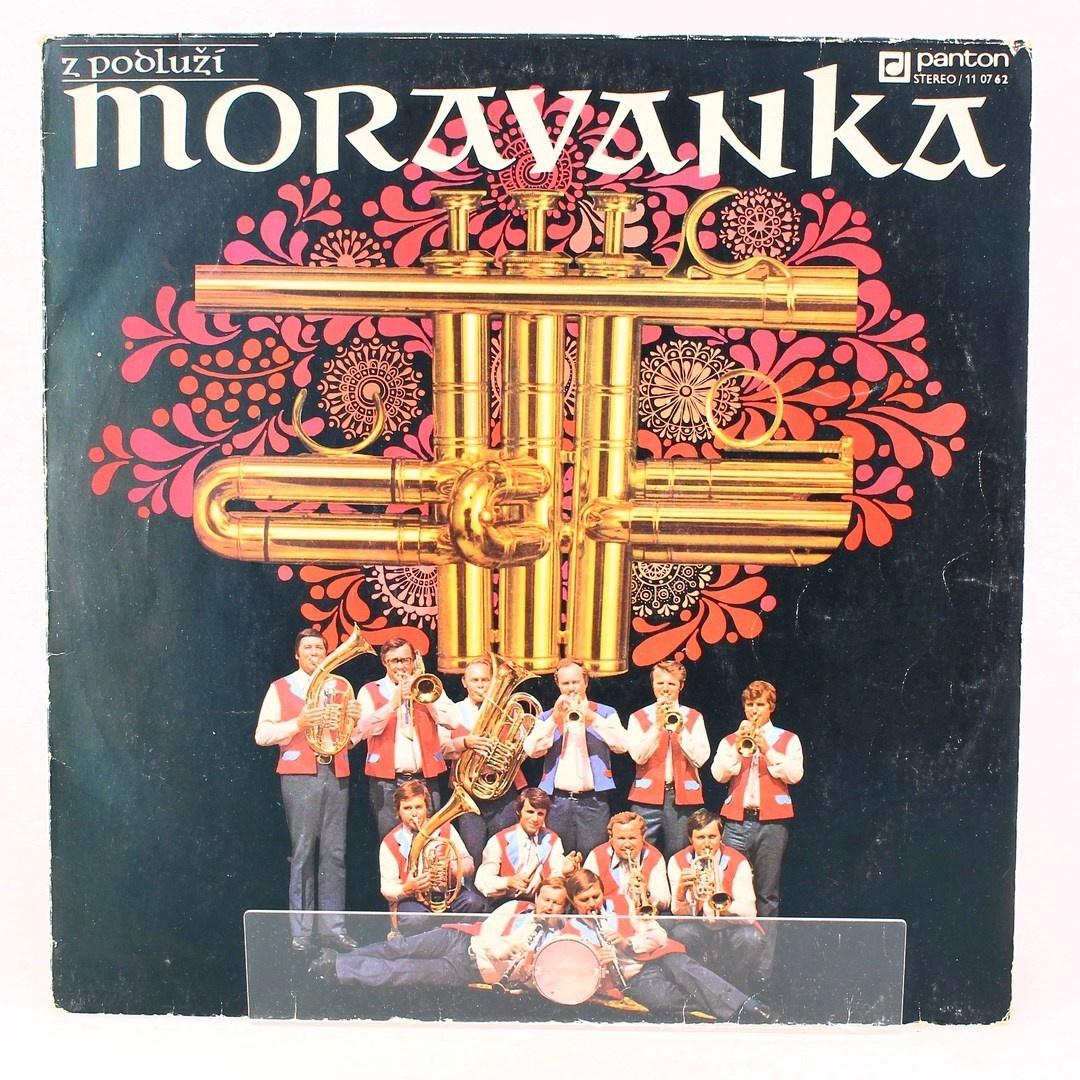 Gramofonová deska Panton Z podluží Moravanka