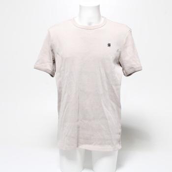 Pánské tričko G-Star Raw béžové XL