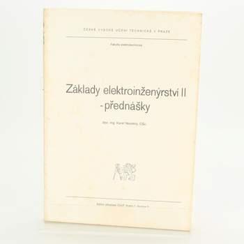 Učebnice Základy elektroinženýrstv Karel Novotný