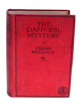 Detektivka The Daffodil Mystery Edgar Wallace