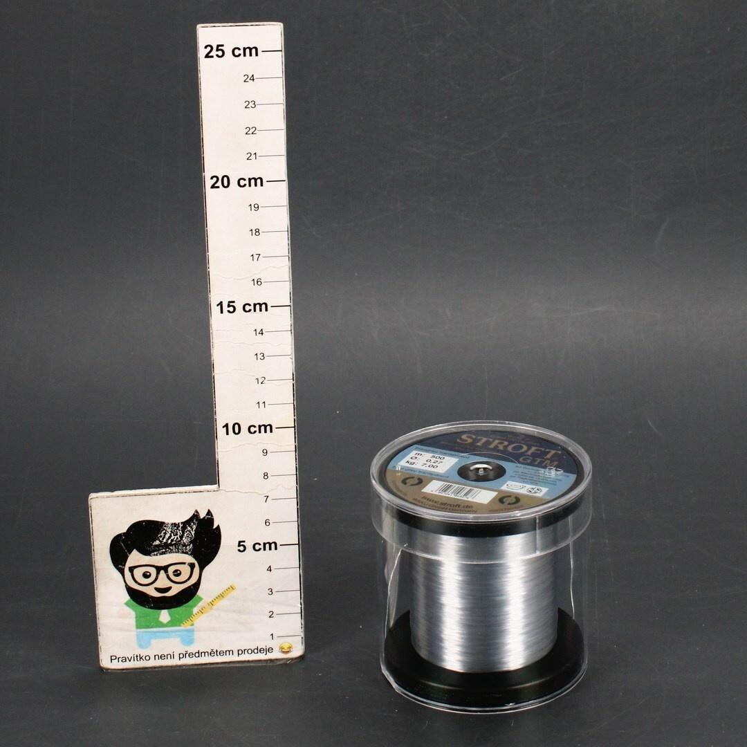 Rybářské návazce Stroft 0,27mm
