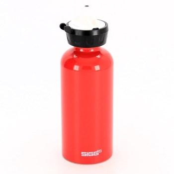 Dětská láhev na pití Sigg červená