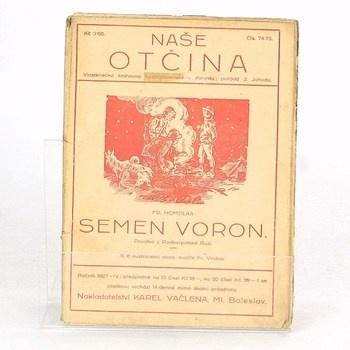 František Homolka: Semen Voron