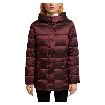 Dámská zimní bunda Esprit bordo