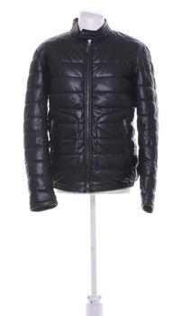 Pánská kožená bunda Celio