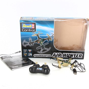 Dron Revell Control Quadrocopter air hunter