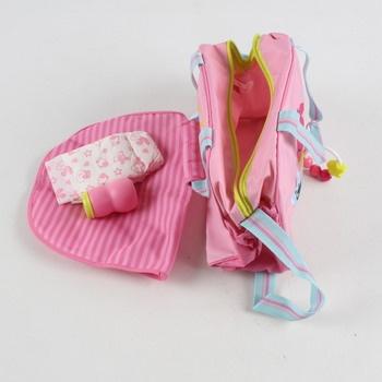 Přebalovací taška Baby born