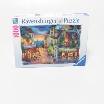 Puzzle Ravensburger 15265 Večer v Paříží