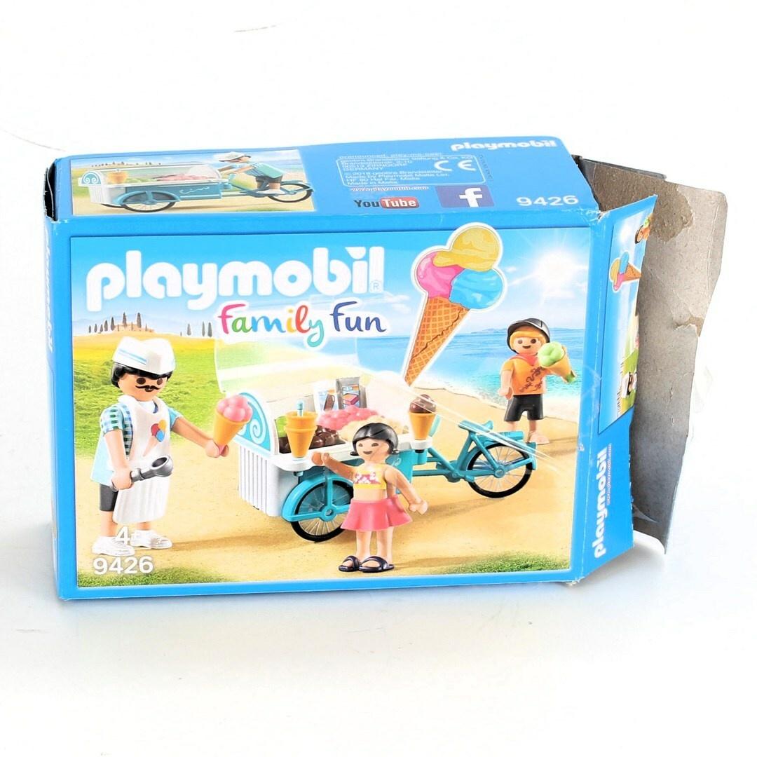 Stavebnice Playmobil 9426 zmrzlina