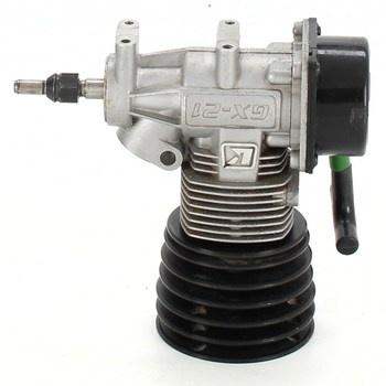 Spalovací motor Novarossi vir-tus  3,49 ccm