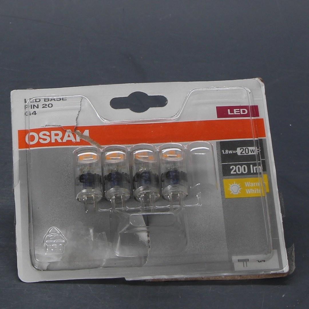 Led žárovky Osram