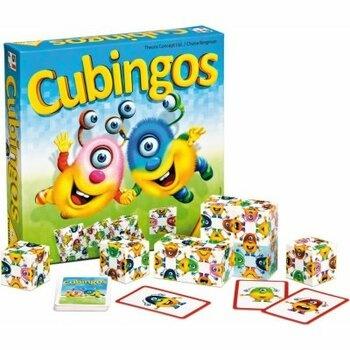 Stolní hra Piatnik Cubingos
