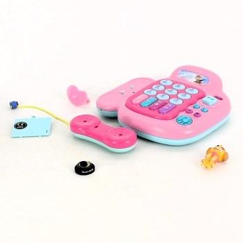 Dětský telefon Paw Patrol 2528