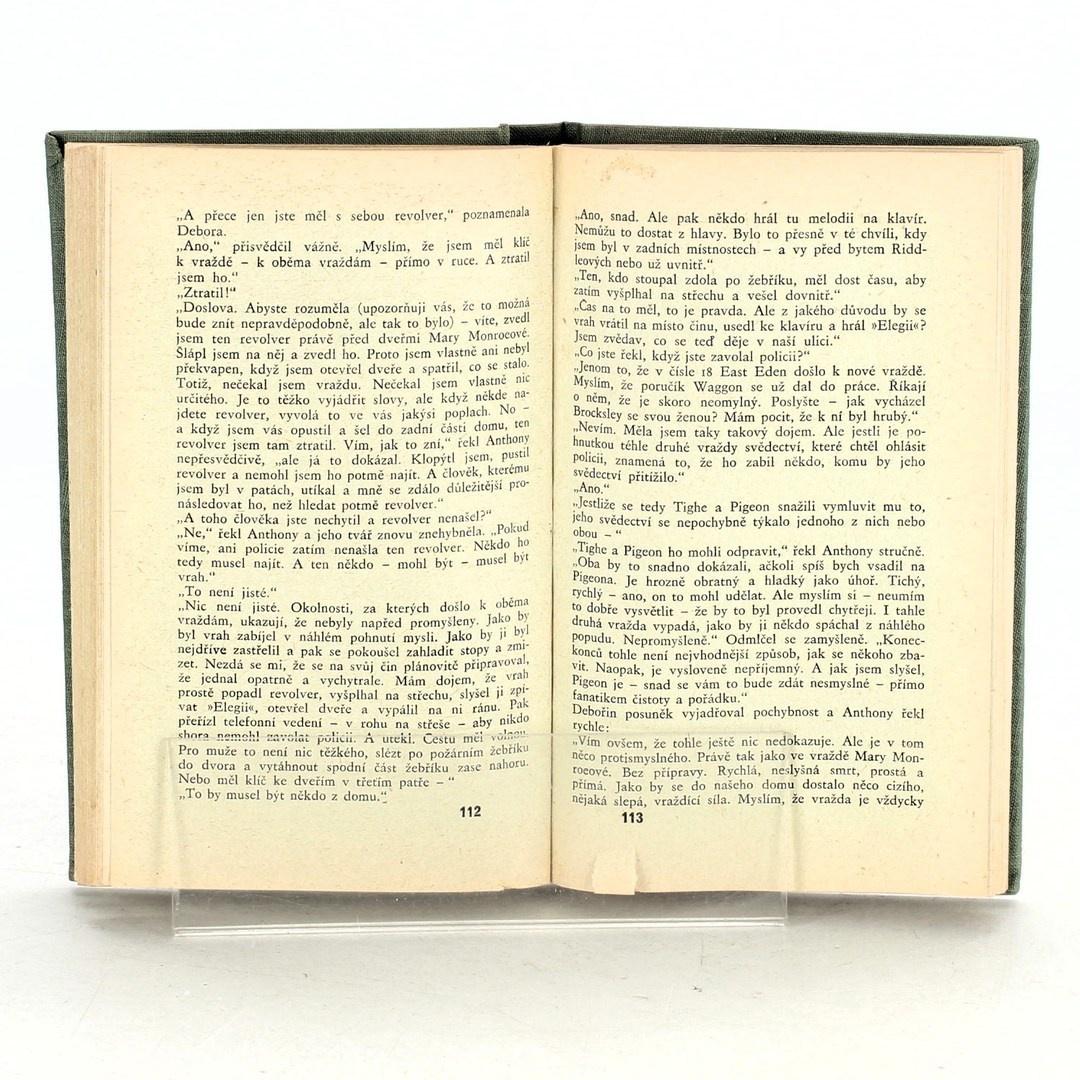 Kniha Mignon Good Eberhartová: Dům na střeše